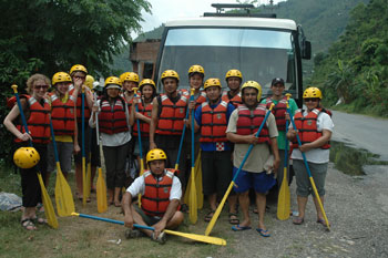 Clothing For Rafting